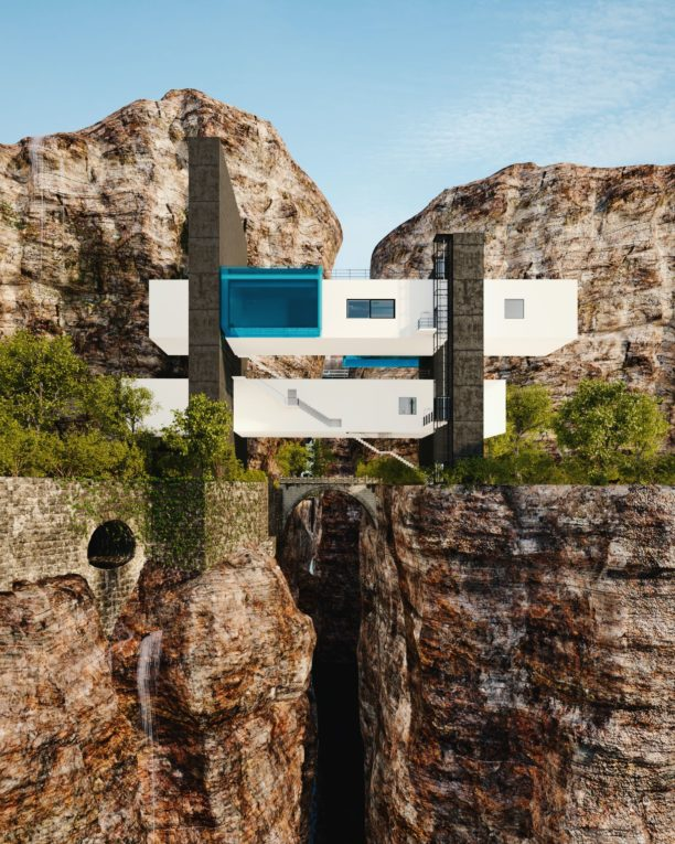 Ngôi nhà bên bờ vực - Ý tưởng của các ý tưởng