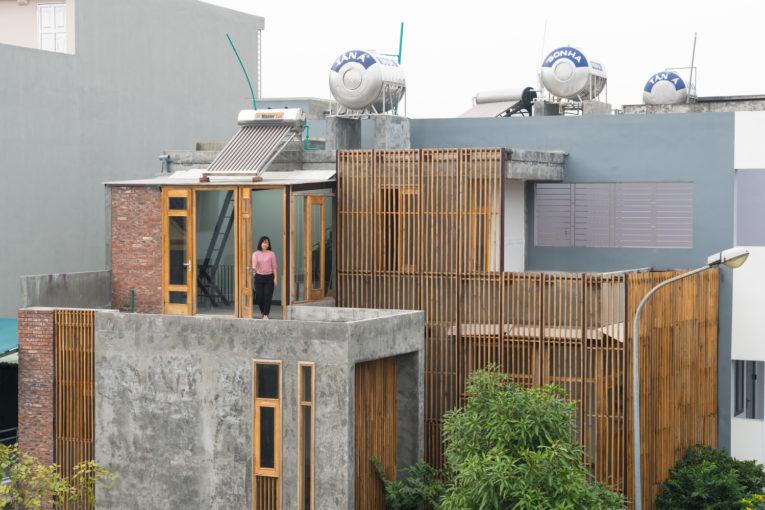 Kai House - Nhà 3 tầng 2 mặt tiền hiện đại