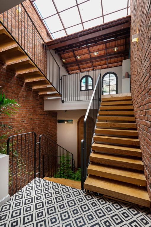 HL House - Thiết kế đón nắng và gió vào nhà